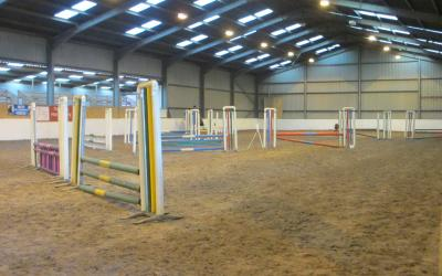 Barstobrick Equestrian And Indoor Recreation Club